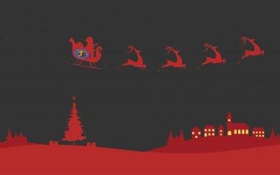 Christmas at Hinton Cars